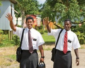 Missionnaires Mormons