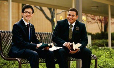 L'Expérience d'un Missionnaire Mormon chez d'Autres Chrétiens.