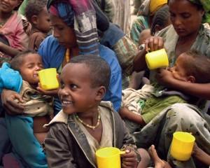 Pourquoi Dieu nous laisse-t-il souffrir? Photo: aide humanitaire LDS Charities