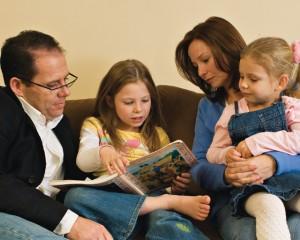 Famille mormone. La violence conjugale est réprouvée