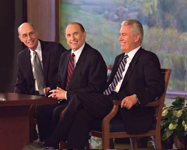 Mormon Leaders First Presidency