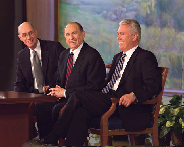 La Première Présidence de l'Eglise Mormon