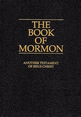 couverture du livre de mormon