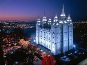 le temple de salt lake city célèbrent des mariages au temple tous les jours