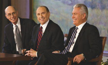 La première présidence de l'Eglise