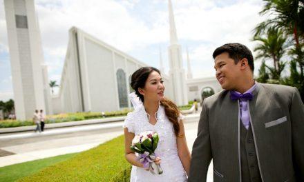 Pourquoi me suis-je mariée dans un temple mormon?