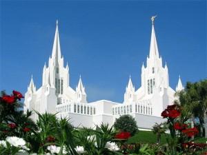 Les temples sont des lieux sacrés pour les mormons