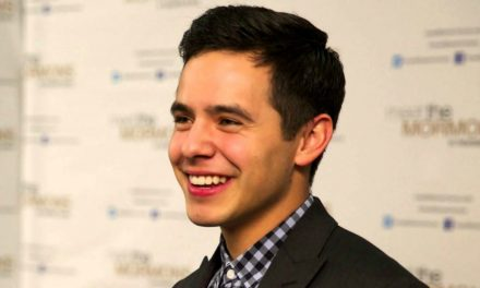 David Archuleta Part Servir Une Mission Mormone