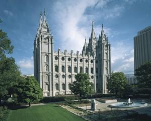 Les Temples Mormons