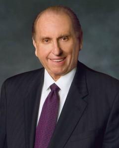Monson prophète mormon