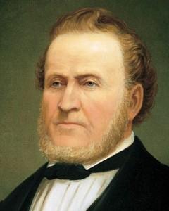 Deuxième prophète mormon: Brigham Young