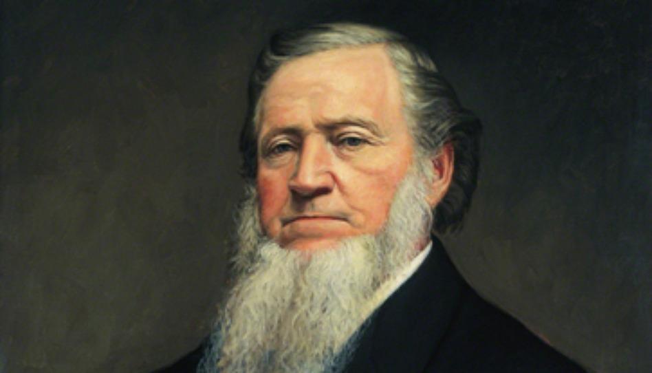 Brigham Young : Converti mormon et apôtre mormon