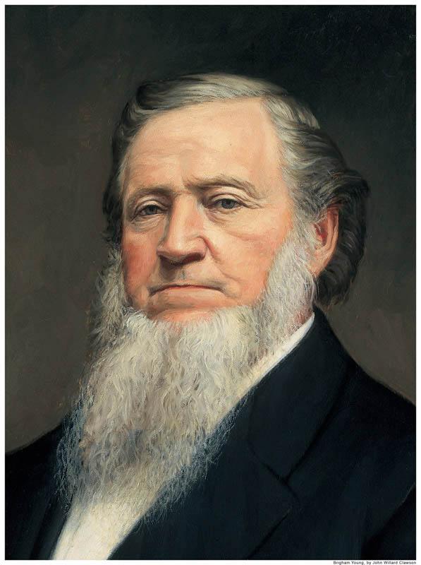 Brigham Young : Deuxième prophète mormon