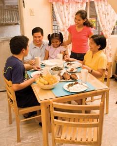 Famille Mormone: la famille est une des vérités éternelles
