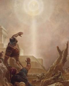 Le Livre de Mormon, un autre témoignage du Christ: Jésus visite les Néphites