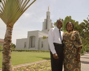 Les Mormons noirs