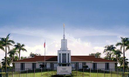 L'ordonnance de la dotation des mormons