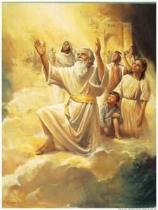 L'amour de Dieu le Père Mormon