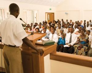 Funérailles mormones