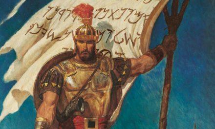 """L'Église du Christ (les """"Mormons"""") : Être comme Moroni"""