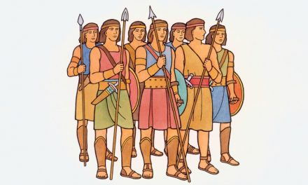 """L'Église du Christ (les """"Mormons"""") : La foi des 2000 jeunes guerriers"""