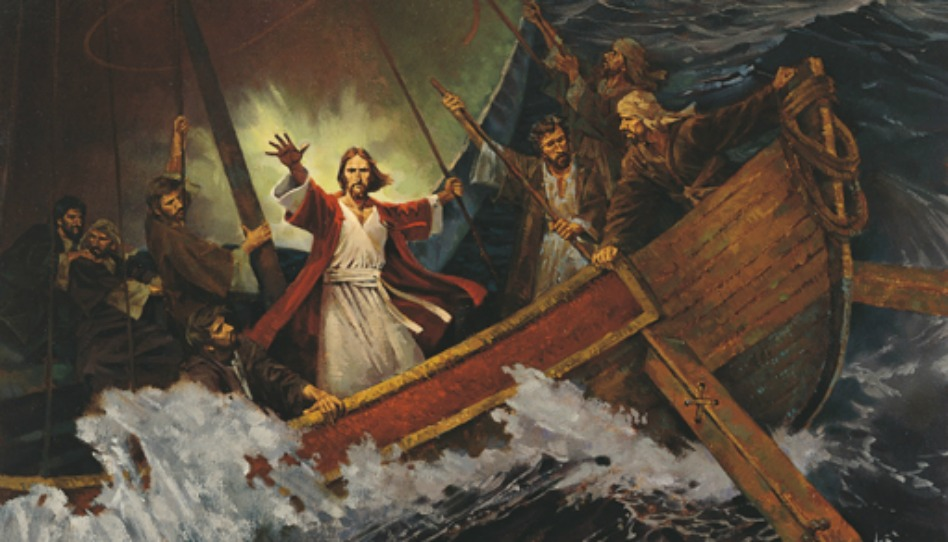 L'Eglise du Christ (les «Mormons») : Un grand navire