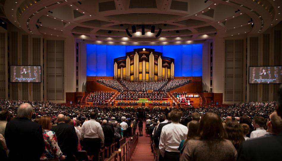 L'Eglise du Christ (les «Mormons») : De vrais membres