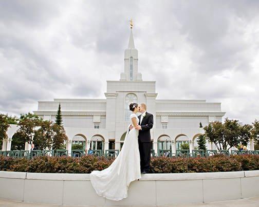 mariages dans les temples