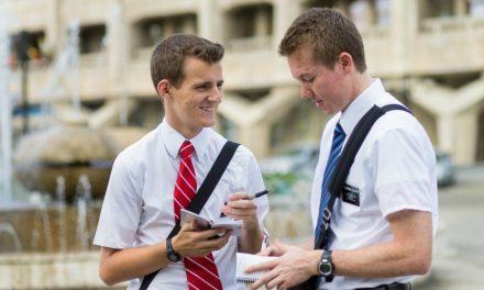 Les Missionnaires Mormons