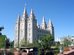 Temple de Salt Lake City, pouvoir de scellement