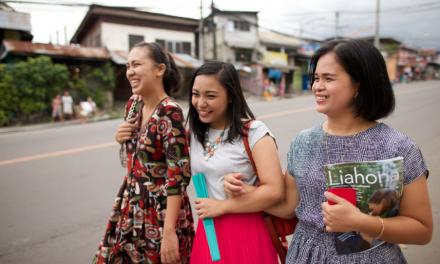 Jeunes chrétiens – Une lumière pour le monde