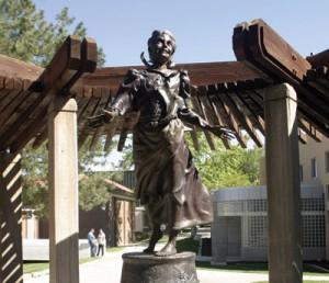 Nellie-Pucell-Memorial, pionnières mormones