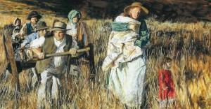route-charette-a-bras-pionniers-Mormon pionnières mormones