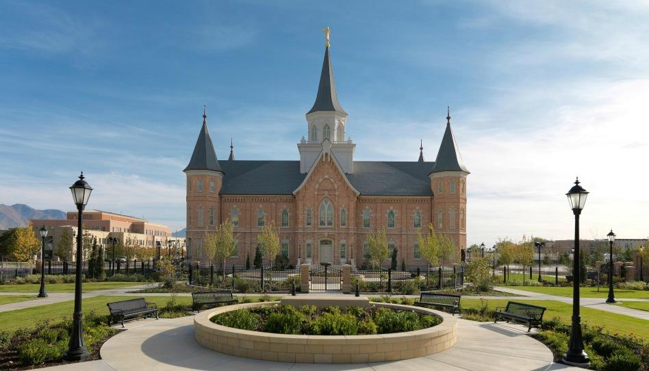 La doctrine rétablie des temples : Pourquoi les mormons construisent des maisons de Dieu