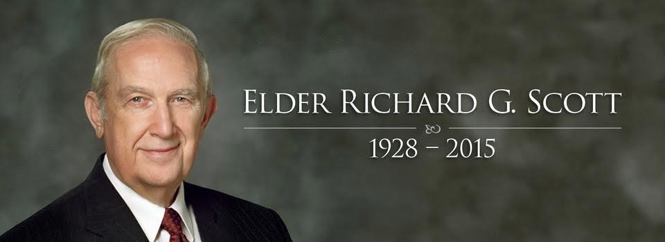 Elder Scott: Une âme scientifique, mais avant tout, un homme de Dieu