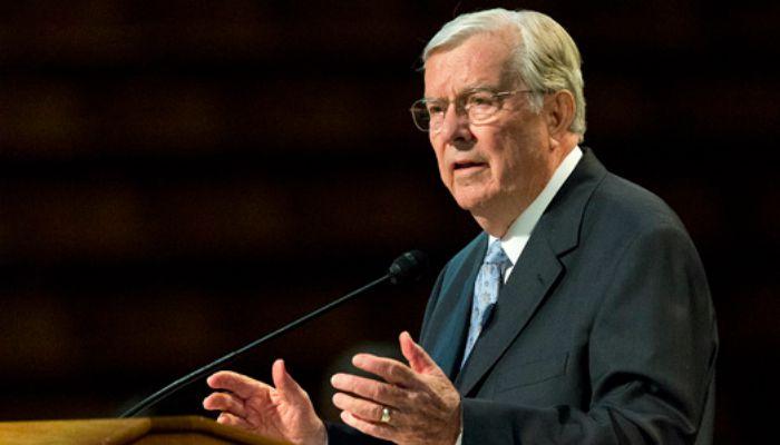 Elder Ballard est annoncé comme conférencier d'honneur au Congrès Mondial des Familles se réunissant le mois prochain
