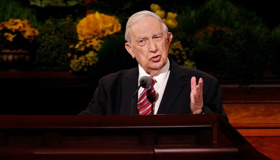 Elder Richard G. Scott nous quitte à l'âge de 86 ans