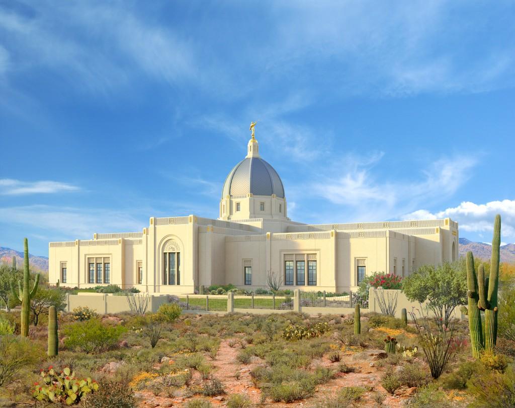 Tucson Arizona_Rendering