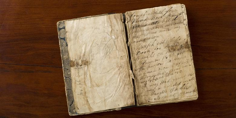 Le premier journal de Joseph Smith