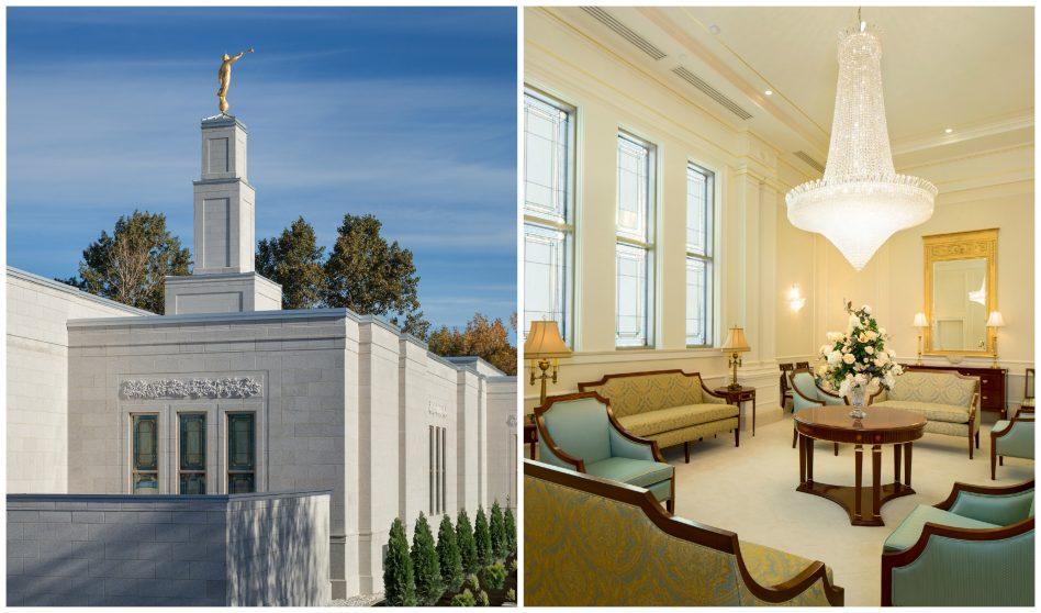 Bonne nouvelle: le temple de Montréal réouvre ses portes