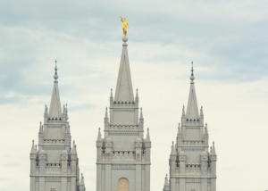Temple Mormon SLC