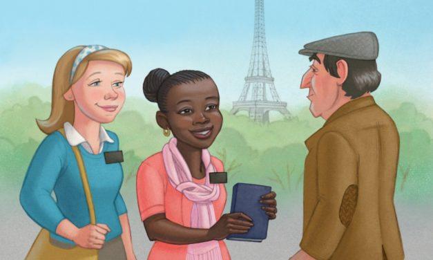 Les événements à Paris, un rappel de proclamer l'Evangile rétabli