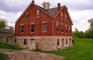 Maison-Nauvoo-Mormon maison Emma Smith