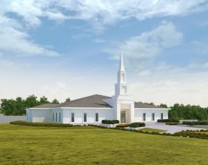 Temple Mormon Kinshasa