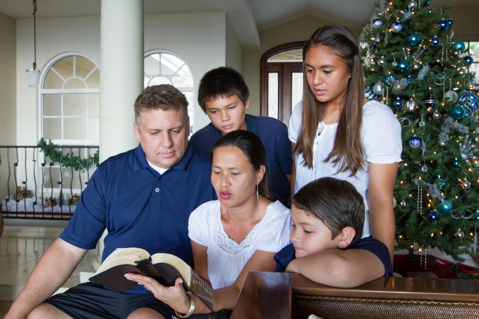 Laissez nous vous raconter comment les Mormons fêtent Noël