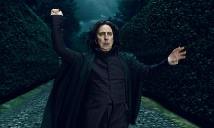 L'EVANGILE ET SEVERUS ROGUE DANS HARRY POTTER