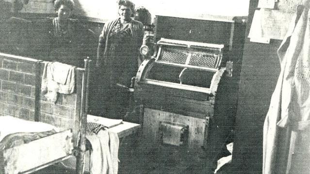 maman et soeur de Dieter Uchtdorf 1953