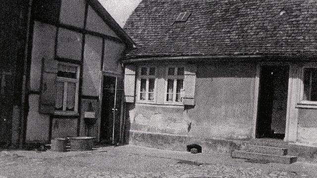 Bergen-Enkheim, 1952