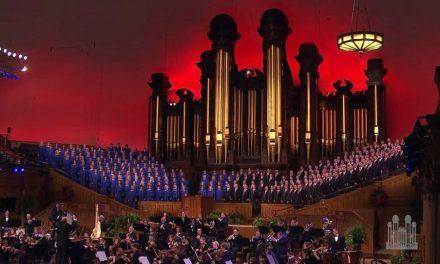 Billets pour la tournée européenne du Choeur du Tabernacle en vente