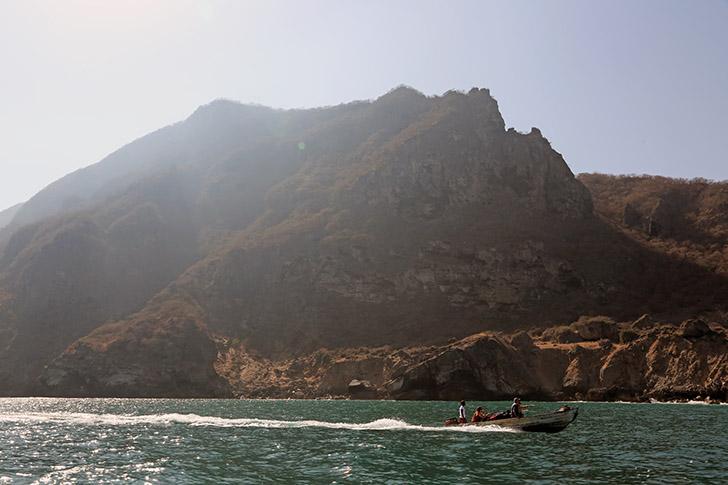 L'Oman a accordé l'autorisation de faire des fouilles à Khor Kharfot